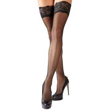 2520494 Hold-up Stockings black
