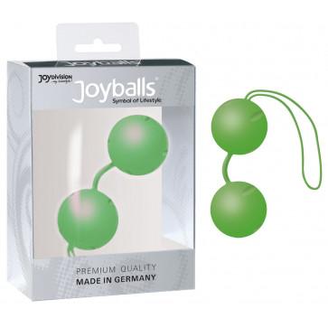 Вагинальные шарики - Joyballs, green