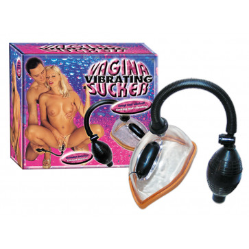 Вакуумная помпа - Vibrierender Vagina Sucker