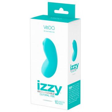 Вибратор - VeDO Izzy Tease Me Turquoise