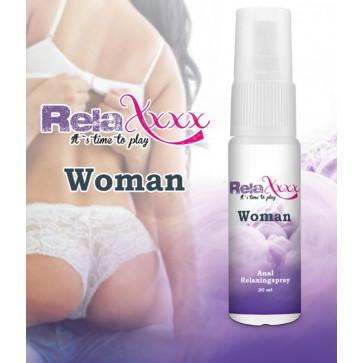 Анальная смазка - RelaXxxx Water Based Anal Spray For Women, 20 мл