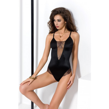 Женское Боди BRIDA BODY black L/XL - Passion Exclusive