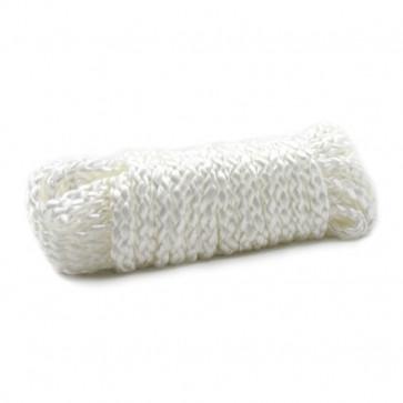 Белый шнур для связывания 10m