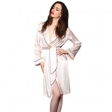 Халатик Pink Classic Gown Robe with Belt