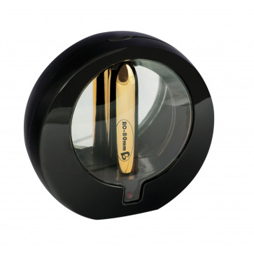 Вибратор Rocks Off Re-Chargeable RO-80mm Gold/ Black