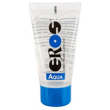 Вагинальная смазка - EROS Aqua, 50 мл