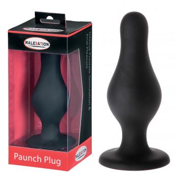 Анальная пробка - MALESATION Paunch Plug