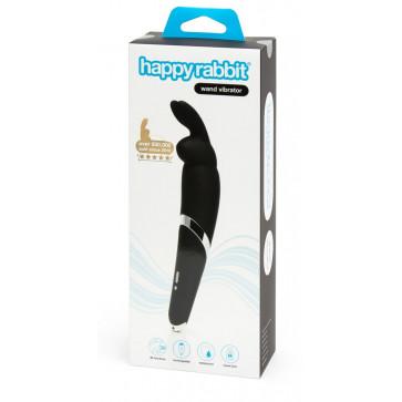 Hi-tech вибратор - Happy Rabbit Wand Vibrator Bla