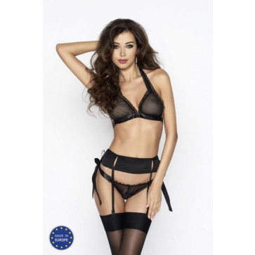 Комплект белья ULLA SET black XXL/XXXL - Passion